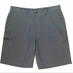 Grand Slam Men's Casual Shorts Size 36 Gray